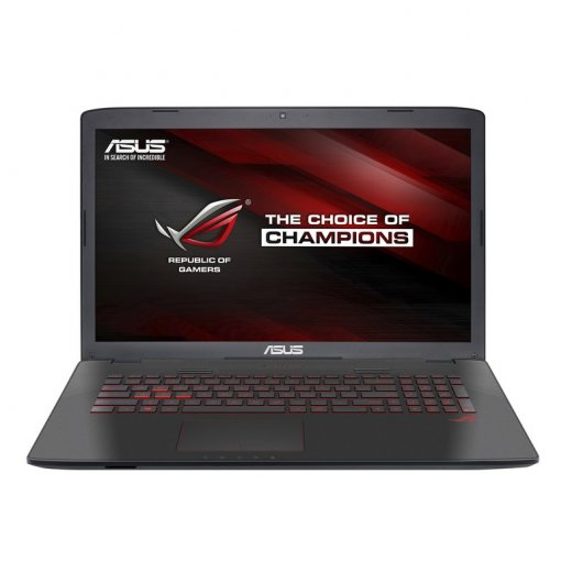 Asus Gl752VW-T4064T