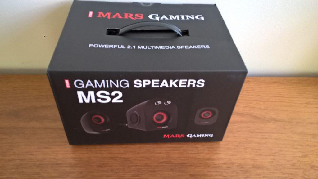 Tacens Mars Gaming MS2, ¿por qué nos han gustado estos altavoces?
