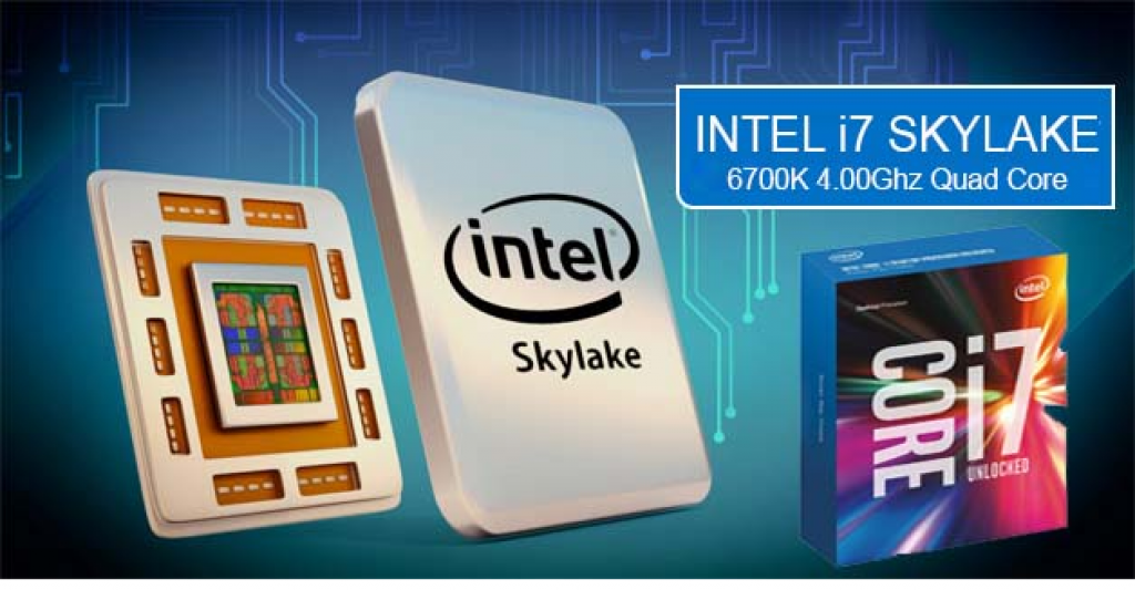 Intel i7-6700K, analizamos este procesador de gama mainstream