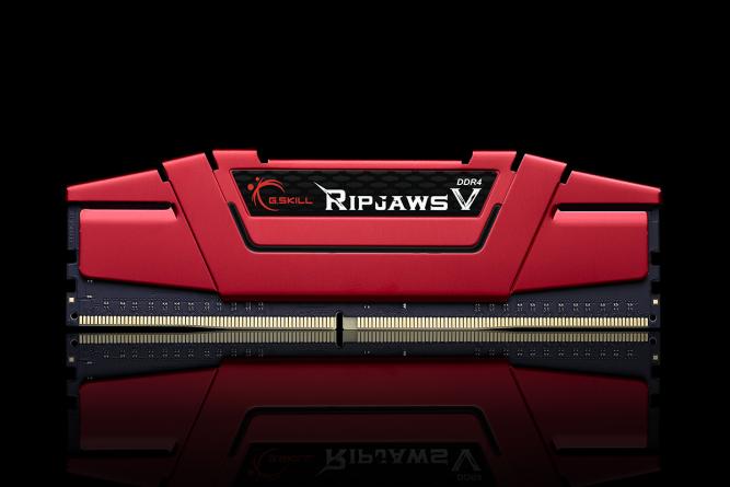 G.Skill Ripjaws V Red DDR4 2133 PC4-17000