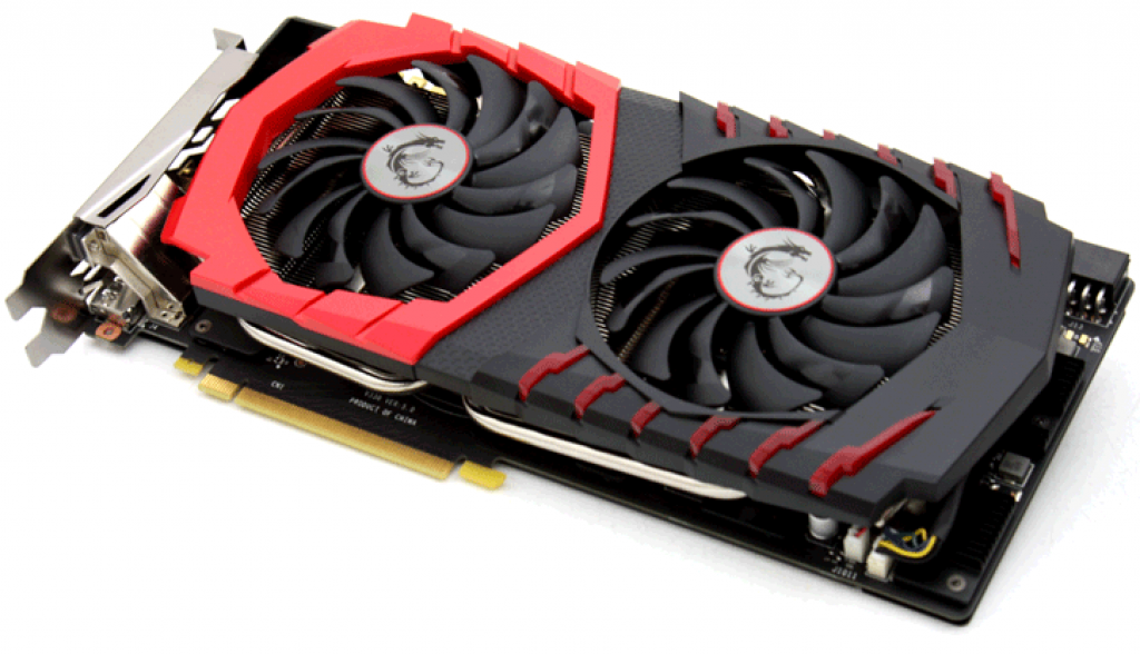 GeForce GTX 1070 GAMING X 8G