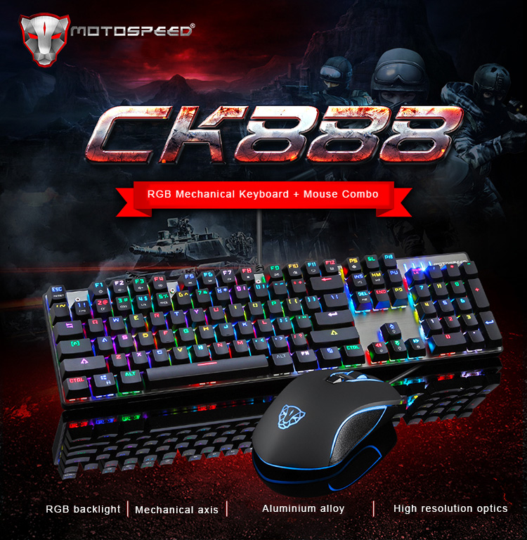 Motospeed CK888