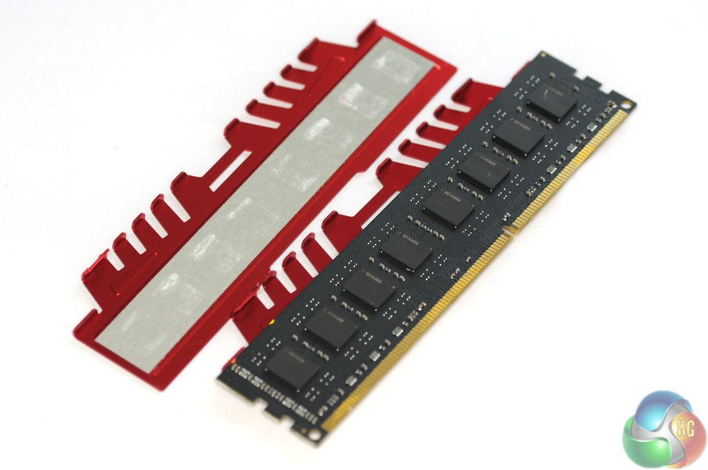 G.Skill Ripjaws X DDR3 1600 PC3-12800