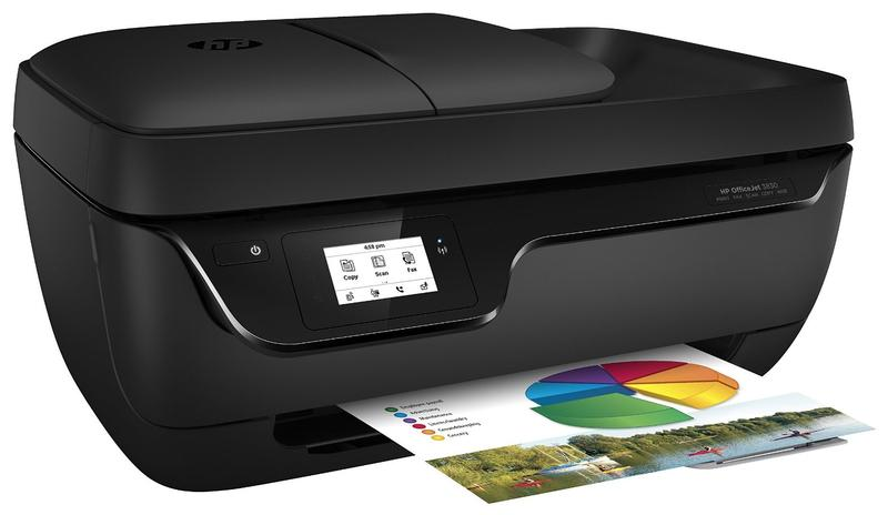 HP OfficeJet 3832
