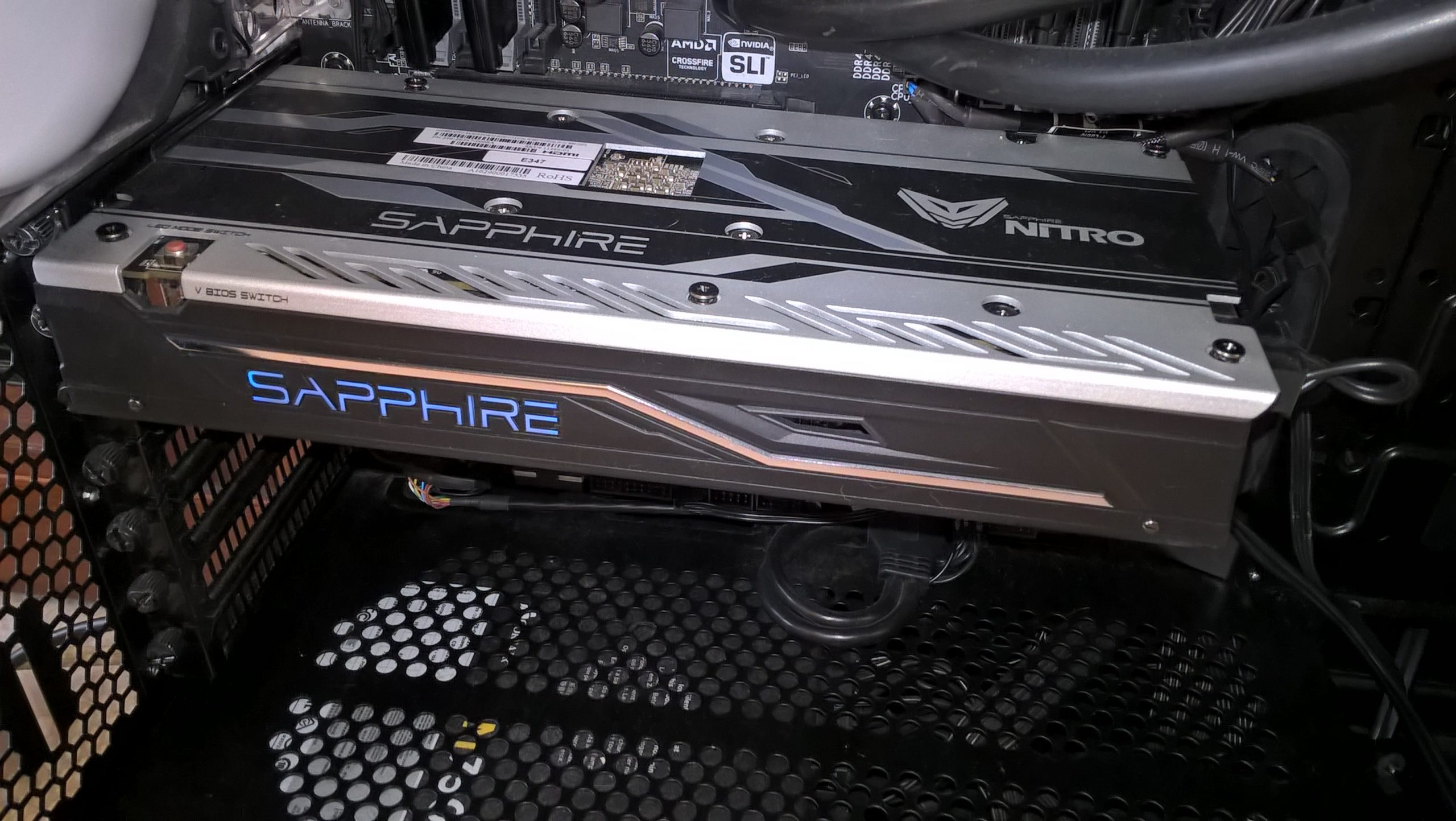 Sapphire Radeon Nitro Plus RX 480 OC 8GB