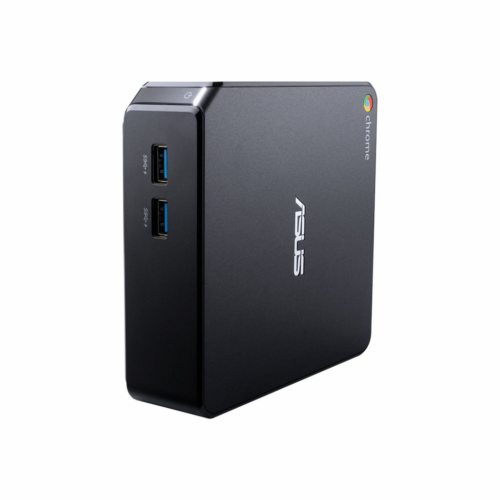Asus Chromebox2-G072U, conexiones