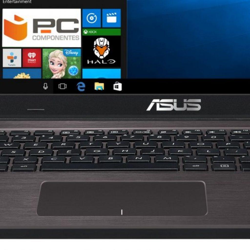 Asus X756UV-TY011T, procesador