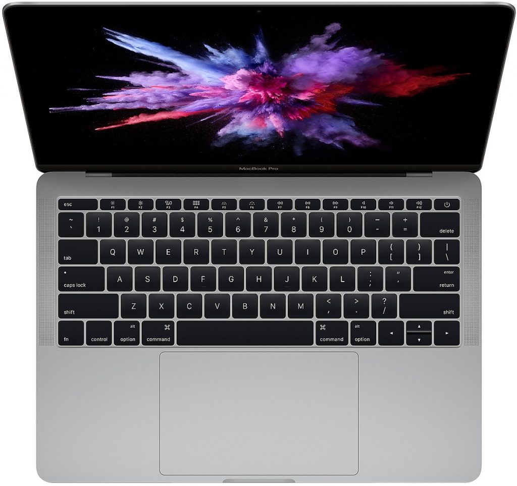 MacBook Pro, sin Touch Bar