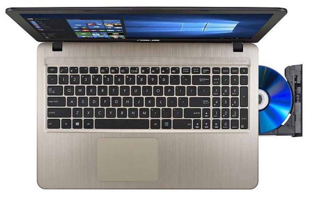 ASUS A540LA-XX554T, hardware