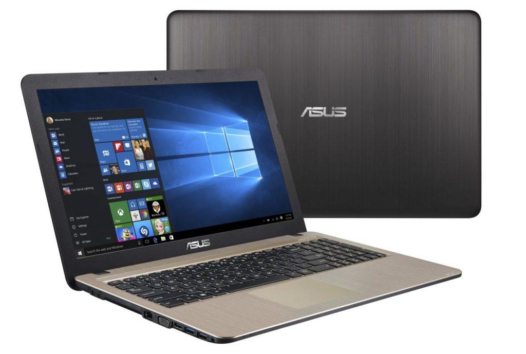 Asus VivoBook X540SA-XX577T, diseño