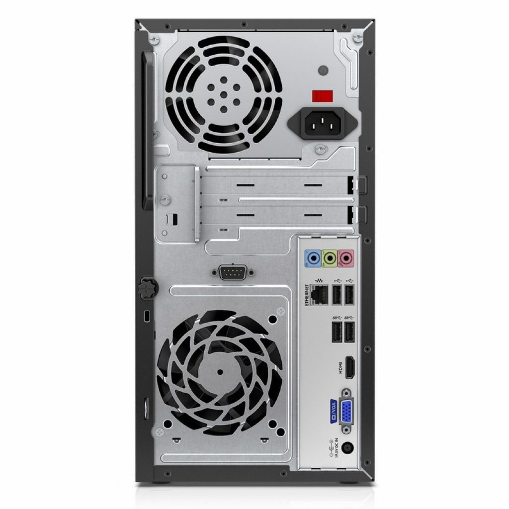 HP Desktop 460-P007NS, conexiones