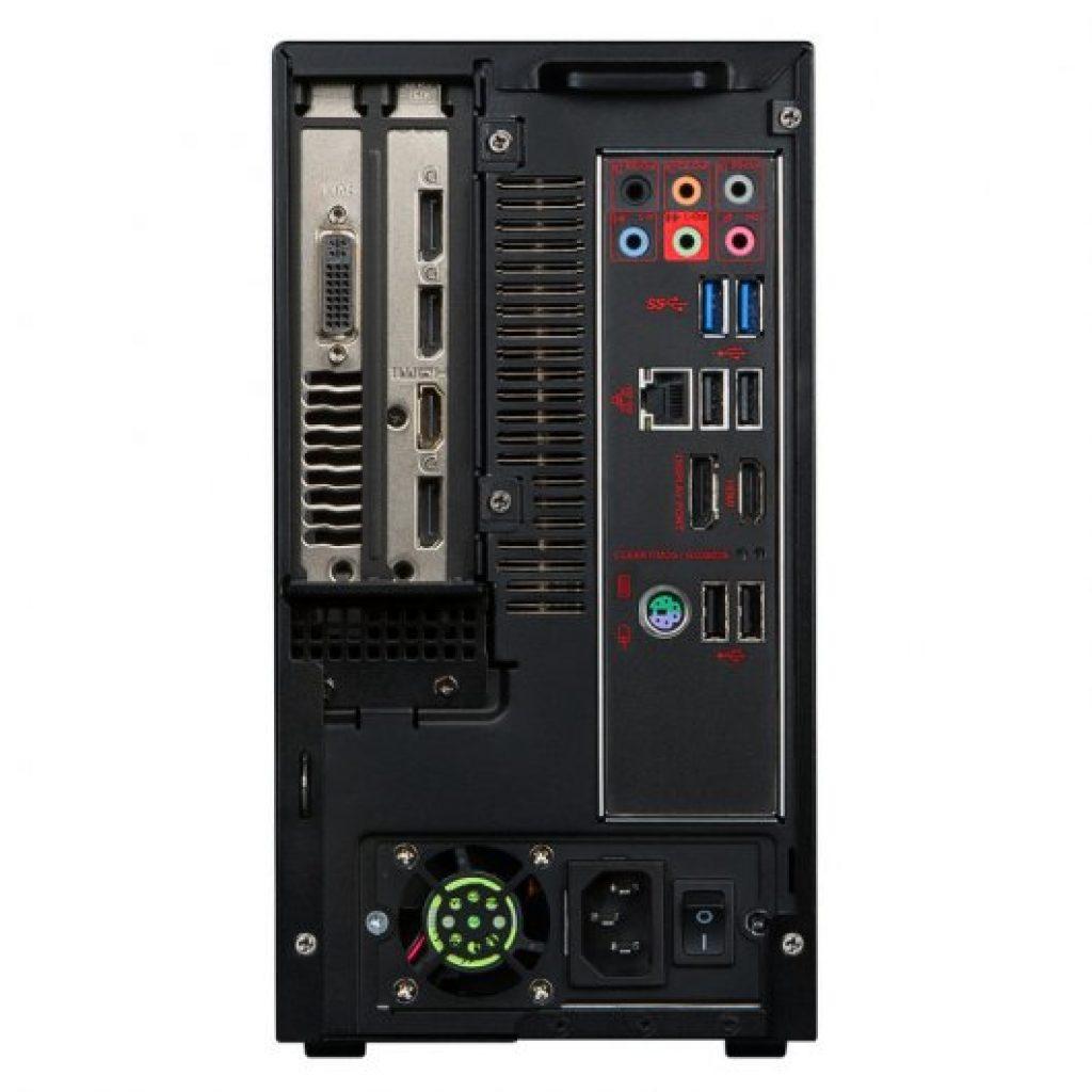 MSI Nightblade MI-020EU, conectividad