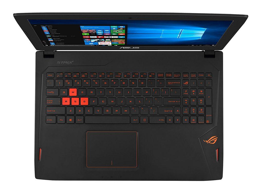 ASUS GL502VS-GZ118T, hardware