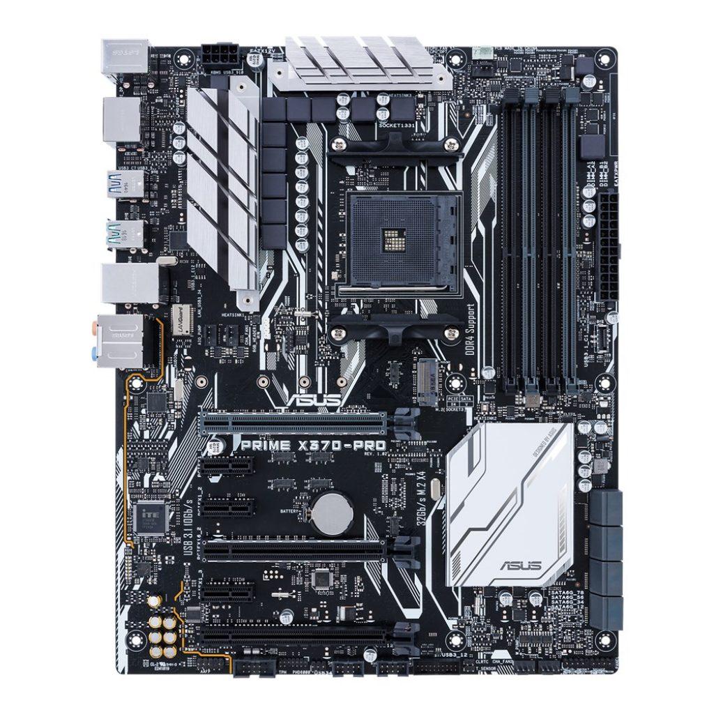 ASUS AM4 para procesadores AMD Ryzen
