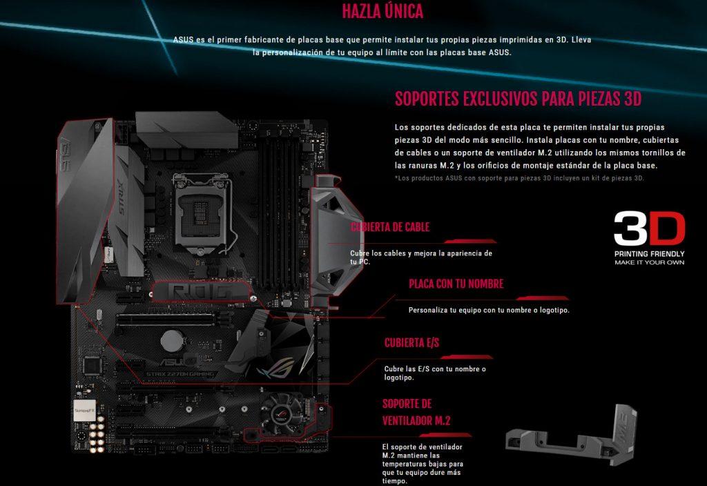 Asus ROG Strix Z270H Gaming