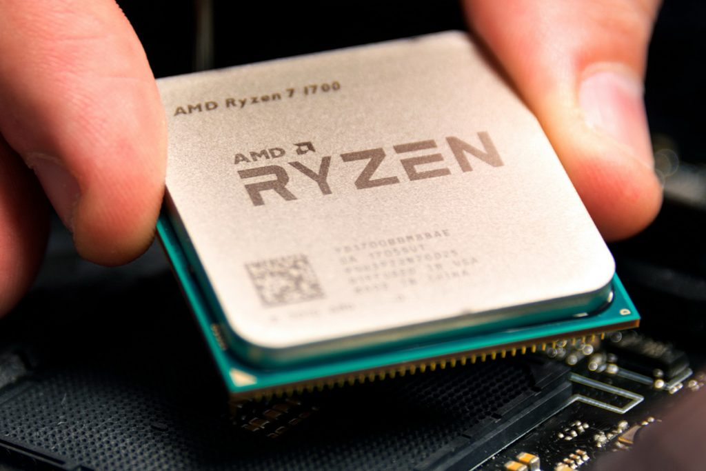 AMD-Ryzen-HEDT-16-nucleos- Socket X399-4 canales