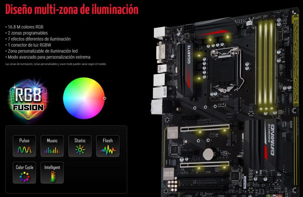 Gigabyte GA-H270-Gaming 3