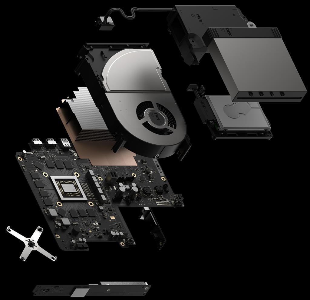 Gizcomputer- Presentación Xbox Scorpio-Project Scorpio