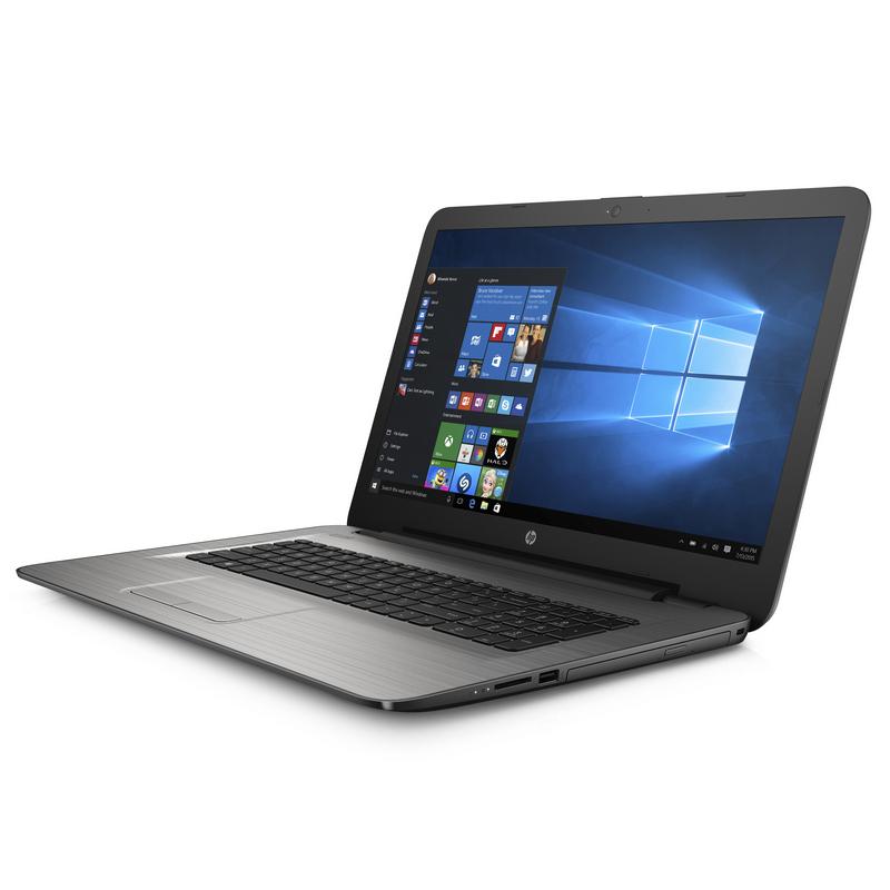 HP 17-X007NS, pantalla