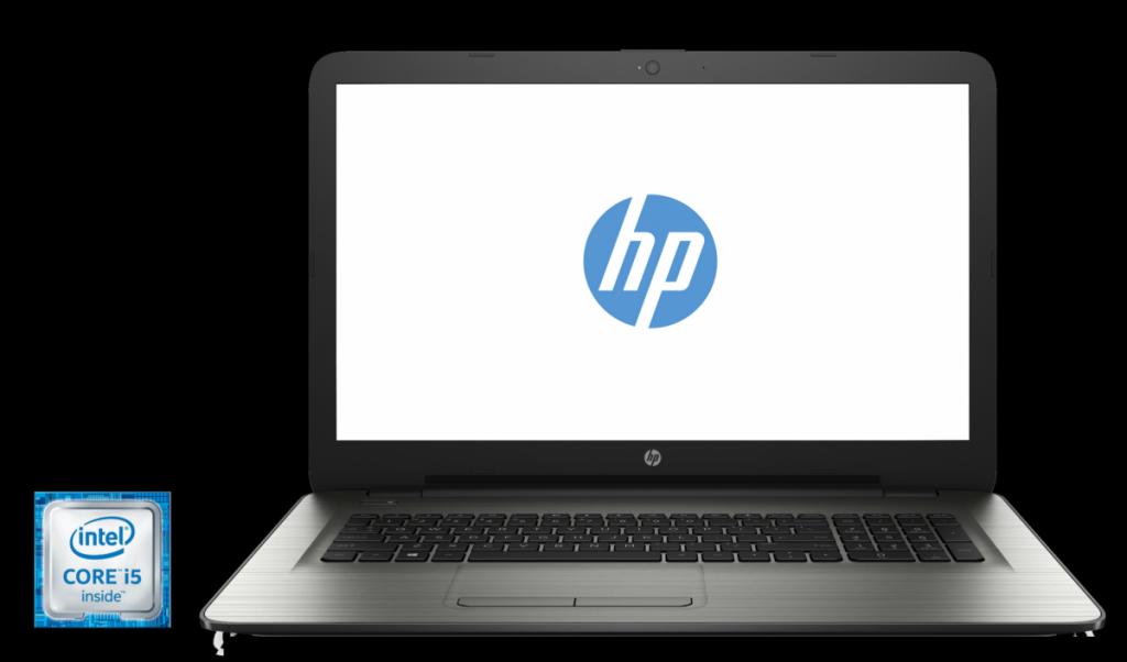 HP 17-X007NS, procesador