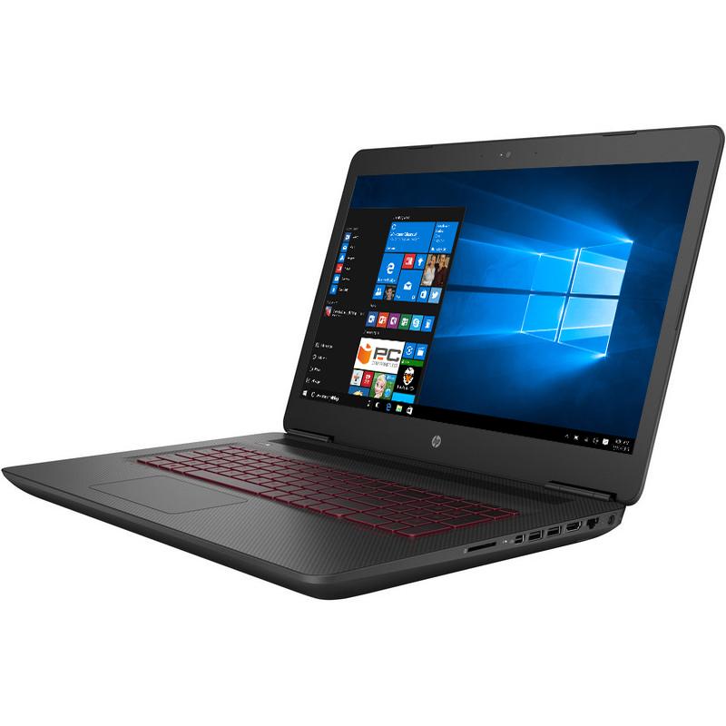 HP Omen 17-W201NS, pantalla