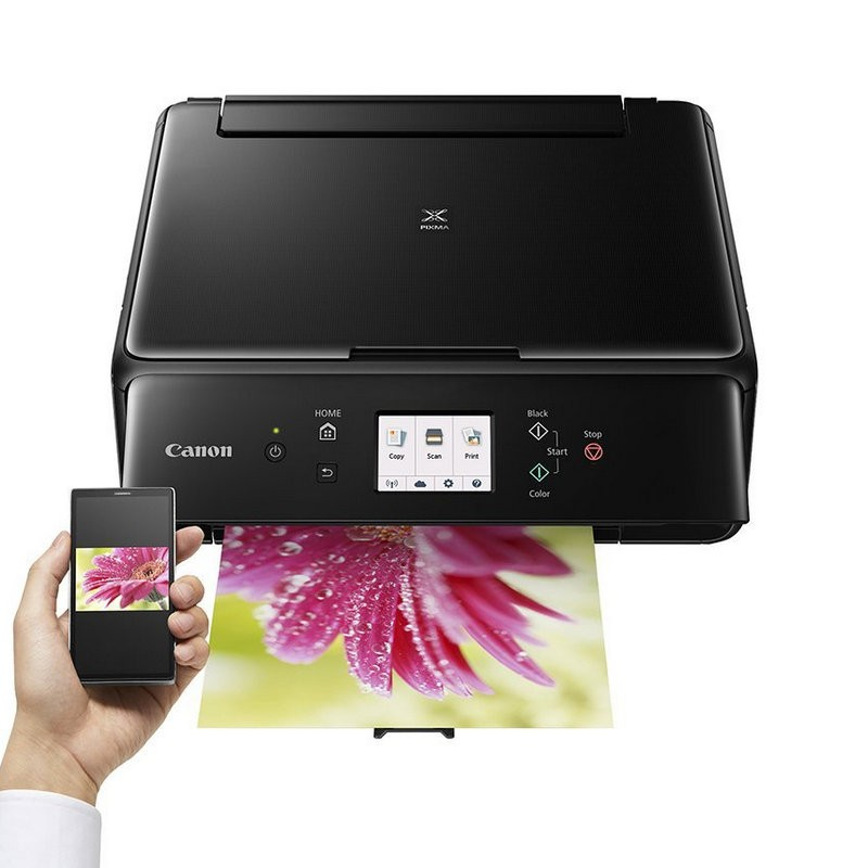 Canon Pixma TS6050, conectividad