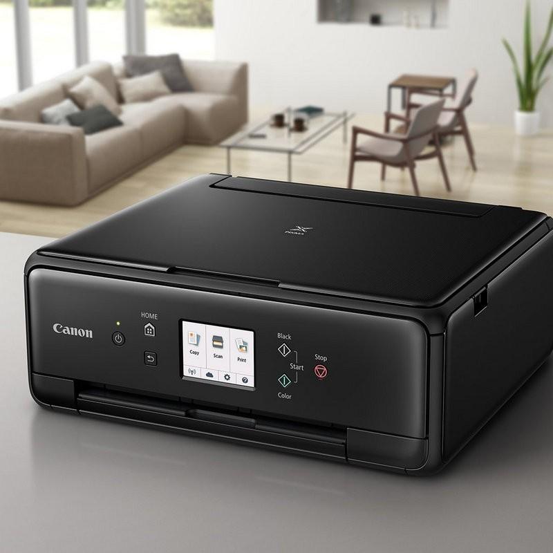 Canon Pixma TS6050, diseño