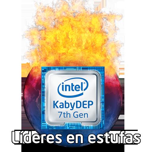 Core i7-7700K-Core i5-7600K Ultra, Pro y Advanced. Core i7-7740K-Core i5-7640K