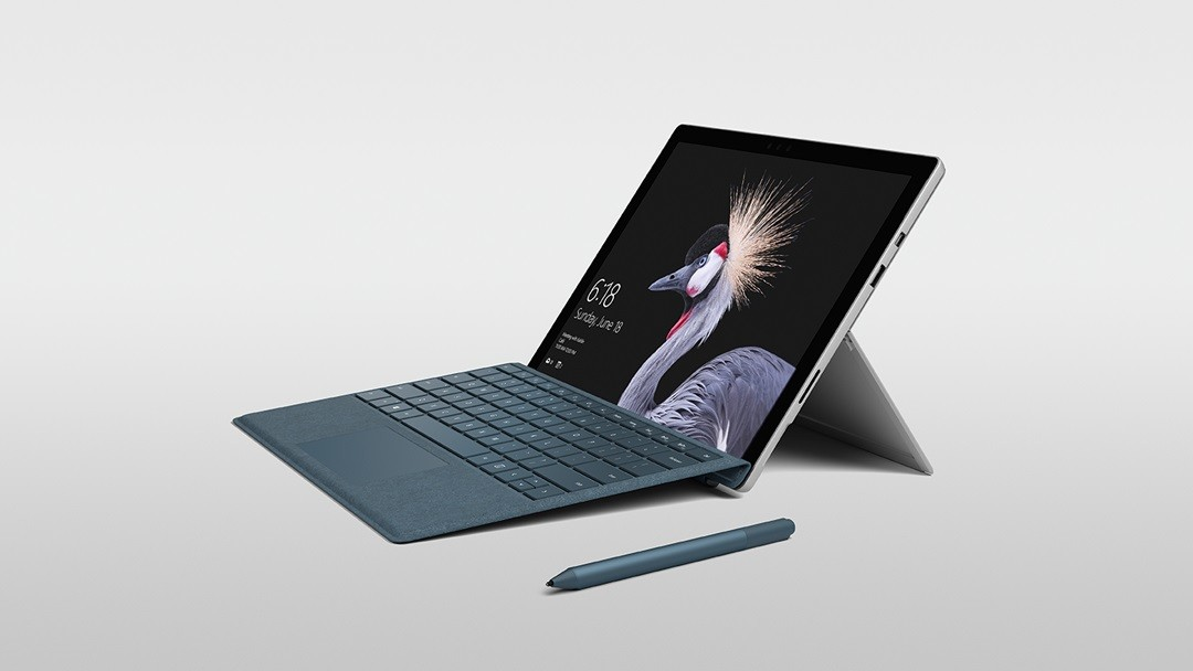 Gizcomputer-Surface Pro 2017- 5 Gen.