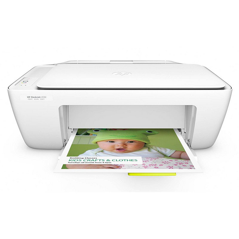 HP DeskJet 2132, impresión