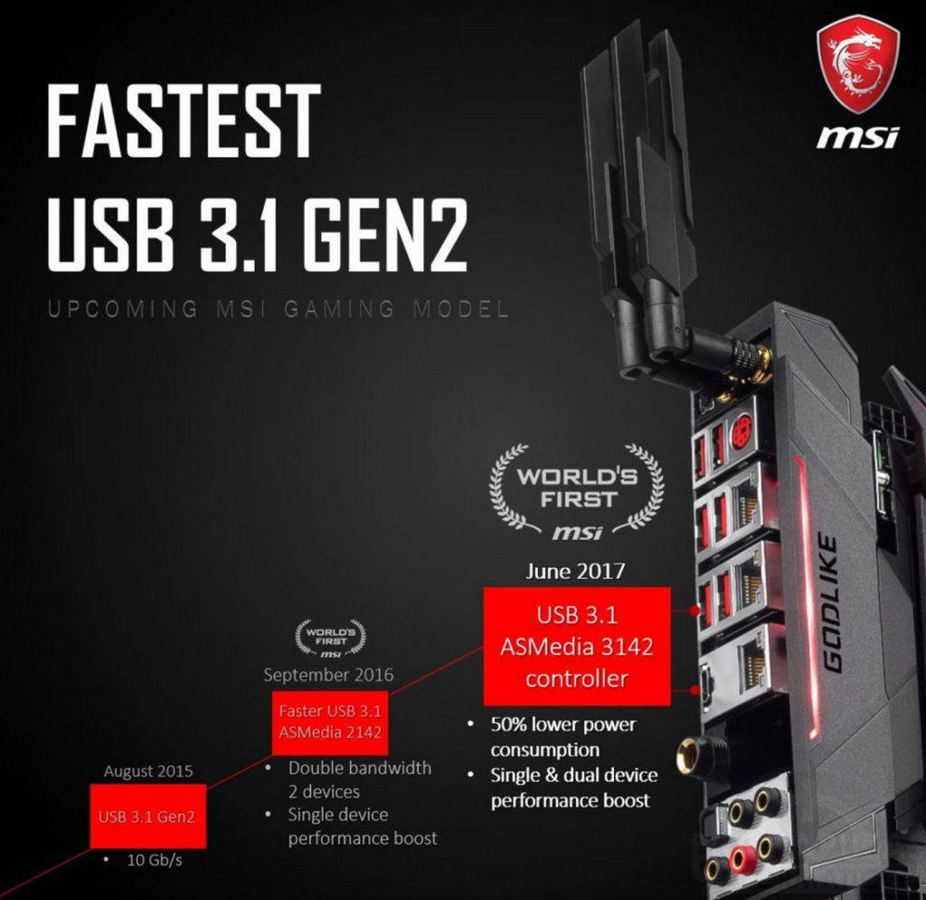 MSI X299 GODLIKE Gaming Carbon