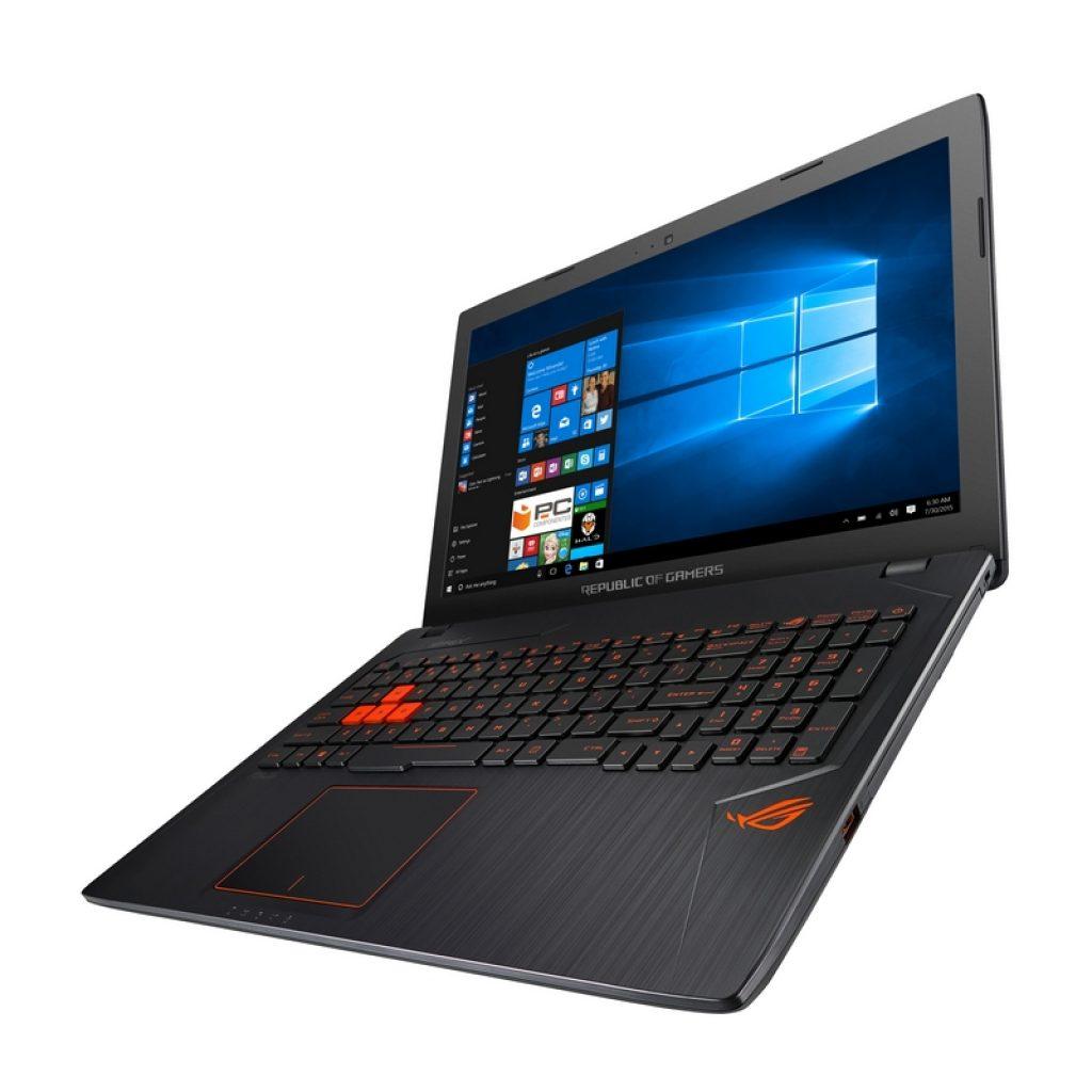 Asus GL553VD-DM469T, teclado