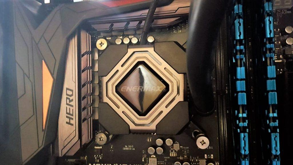 Gizcomputer-Enermax Liqmax II 240