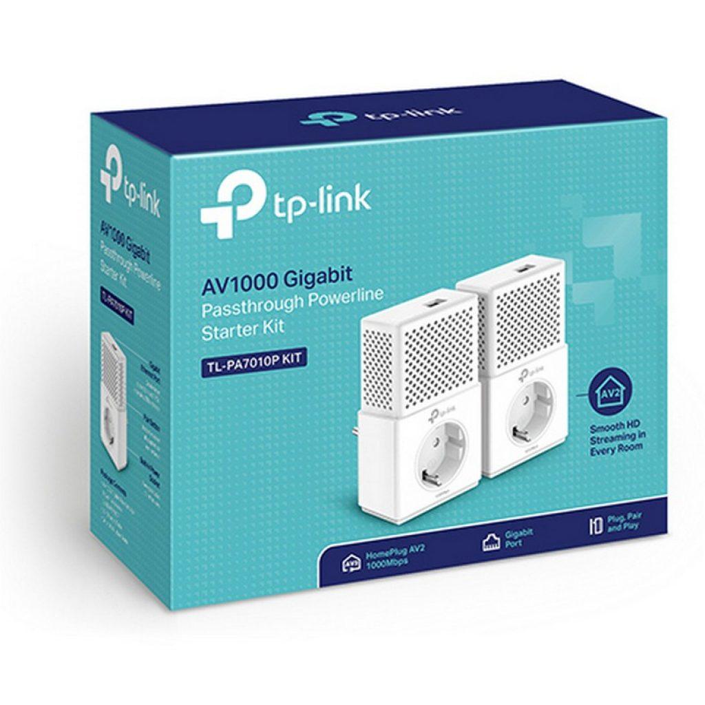 TP-Link TL-PA7010P, puerto Gigabit