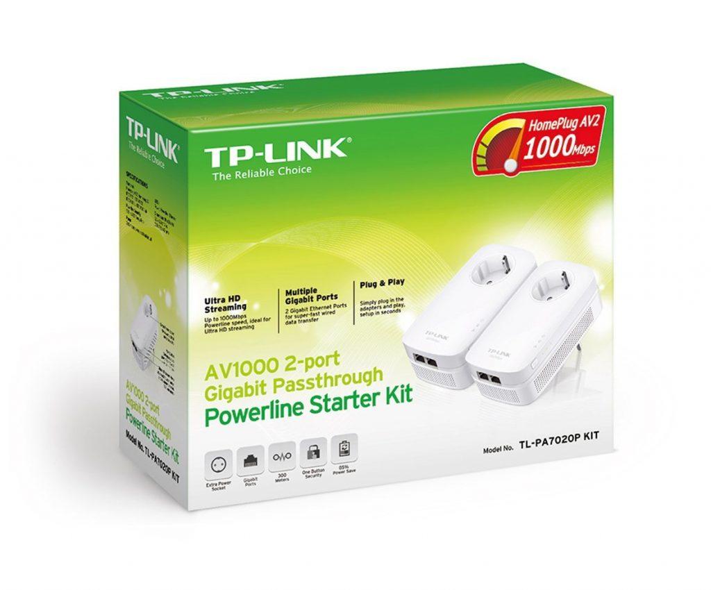 TP-Link TL-PA7020P, velocidad