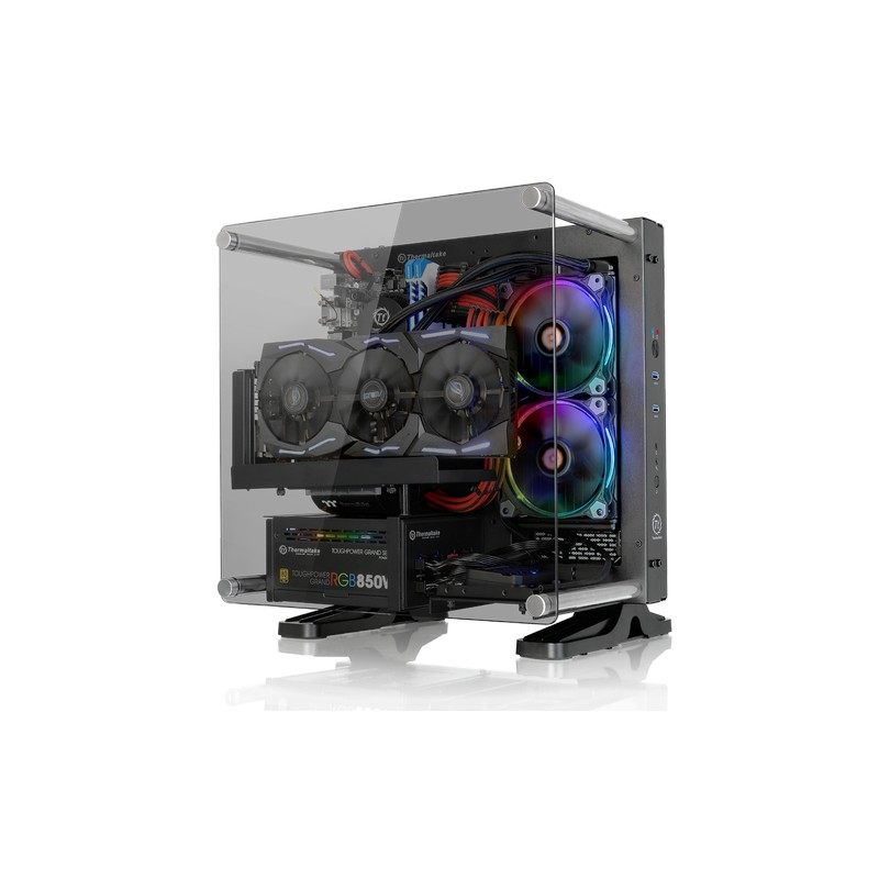 Thermaltake Core P1, GPU