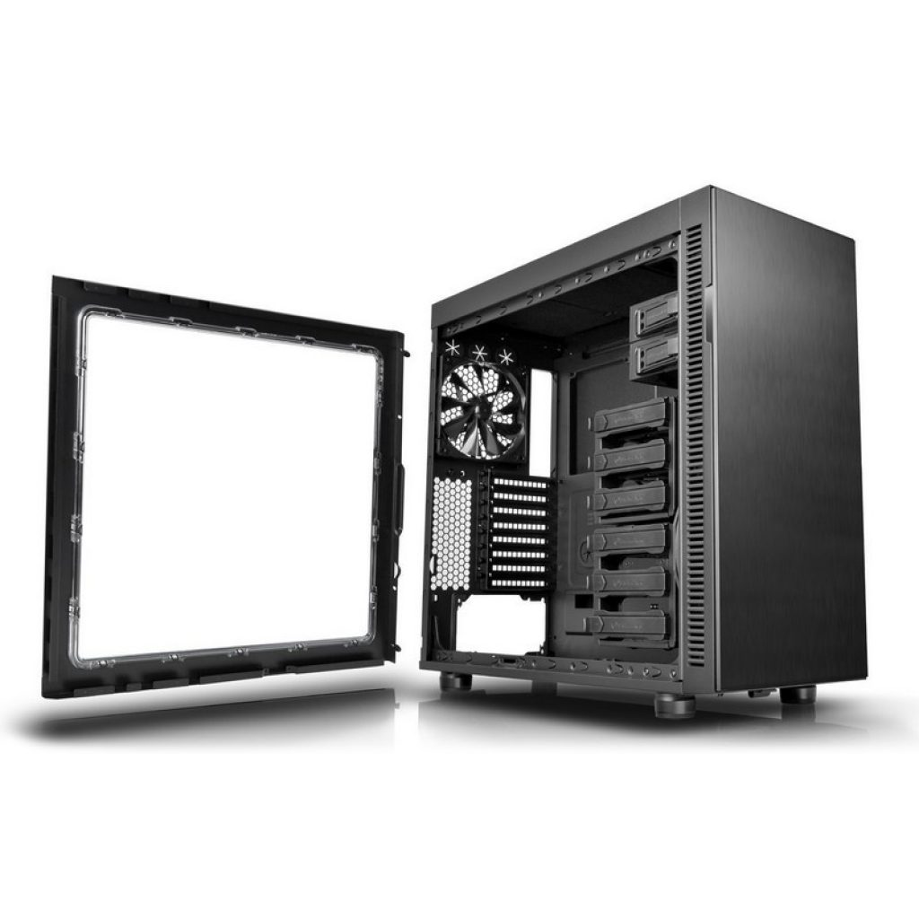 Thermaltake Suppressor F51, diseño