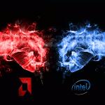 AMD INTEL