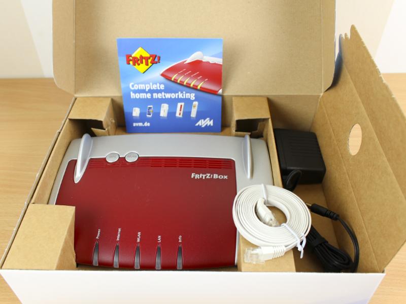 Fritz Box 4040