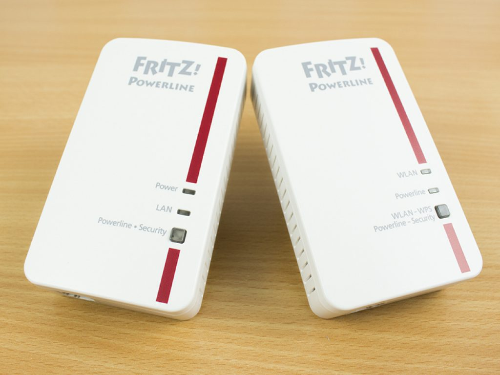 Fritz Powerline 1240E WLAN Set