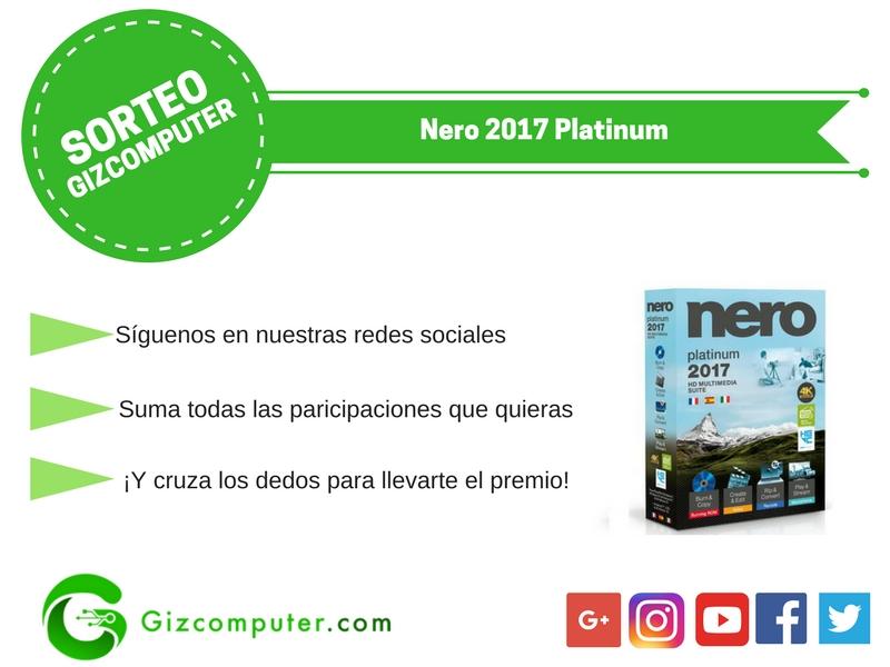 Sorteo Nero Platinum 2017