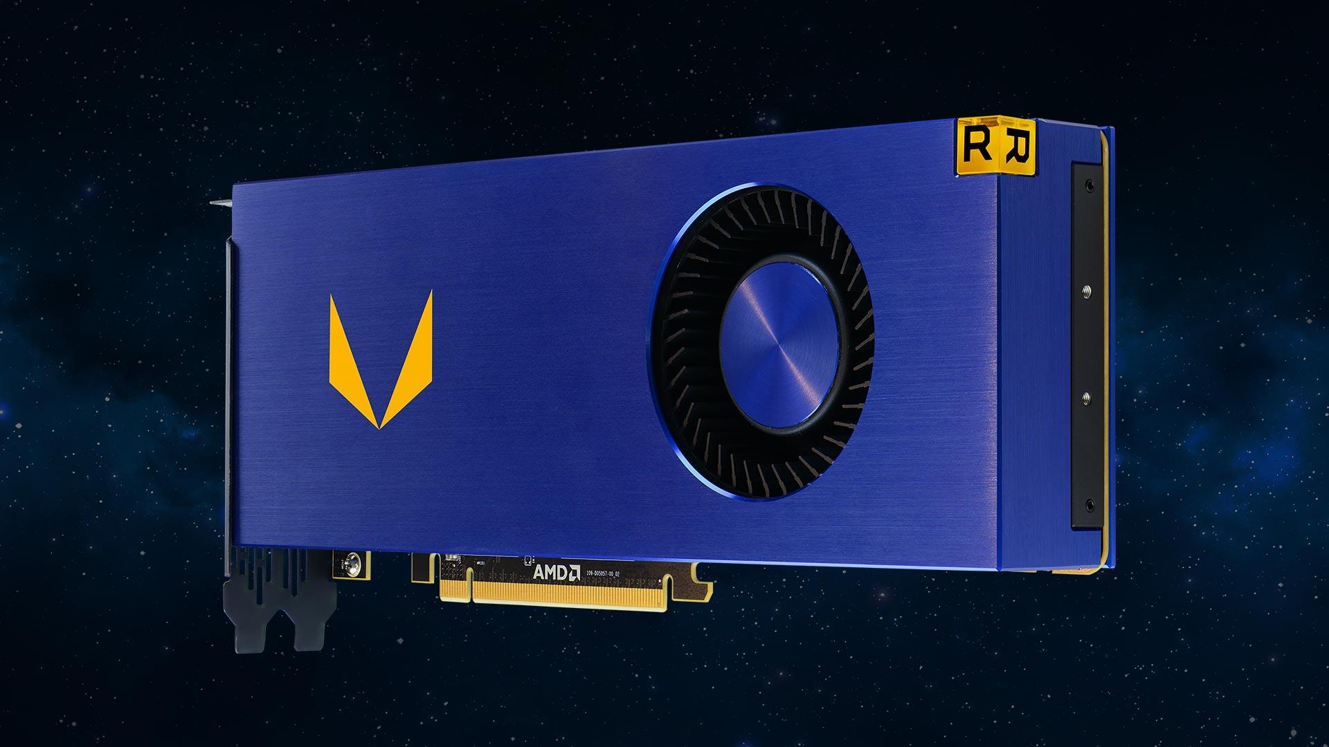 Radeon Vega Frontier
