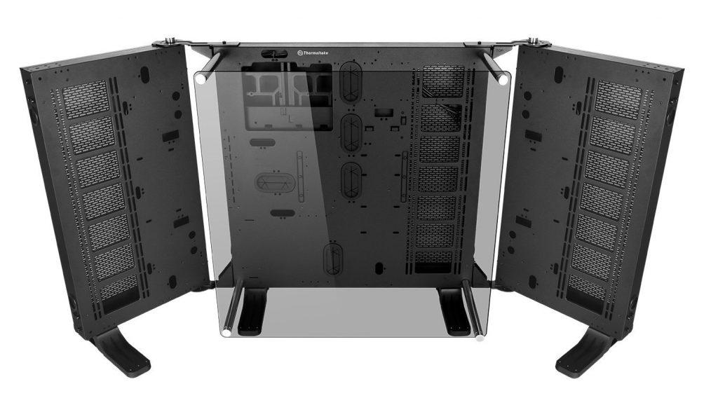 Thermaltake Core P7, diseño