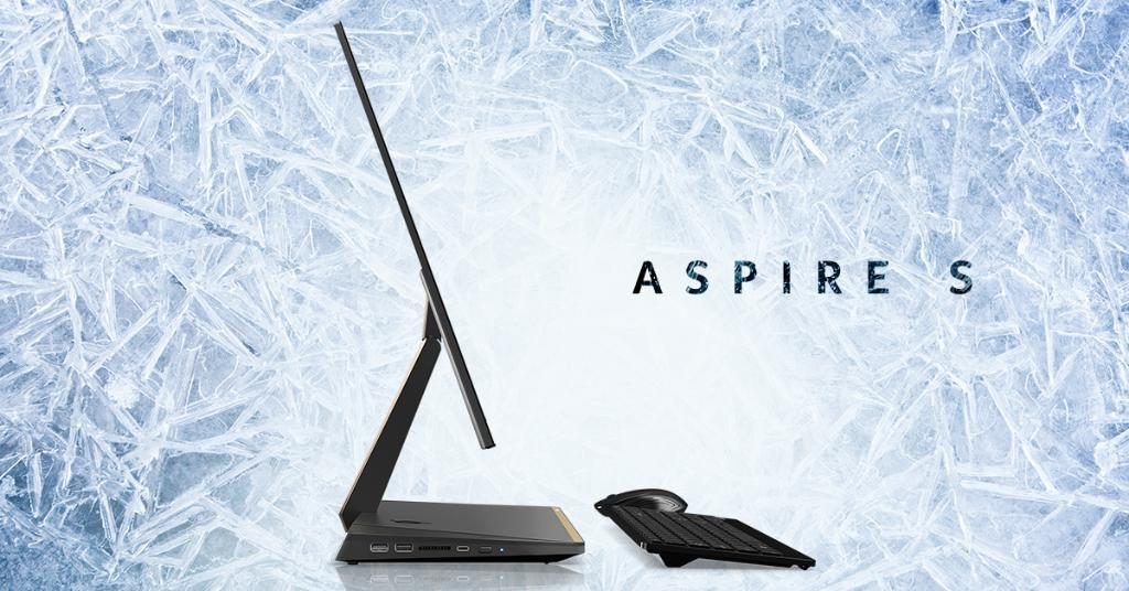 IFA 2017 Acer Aspire S 24