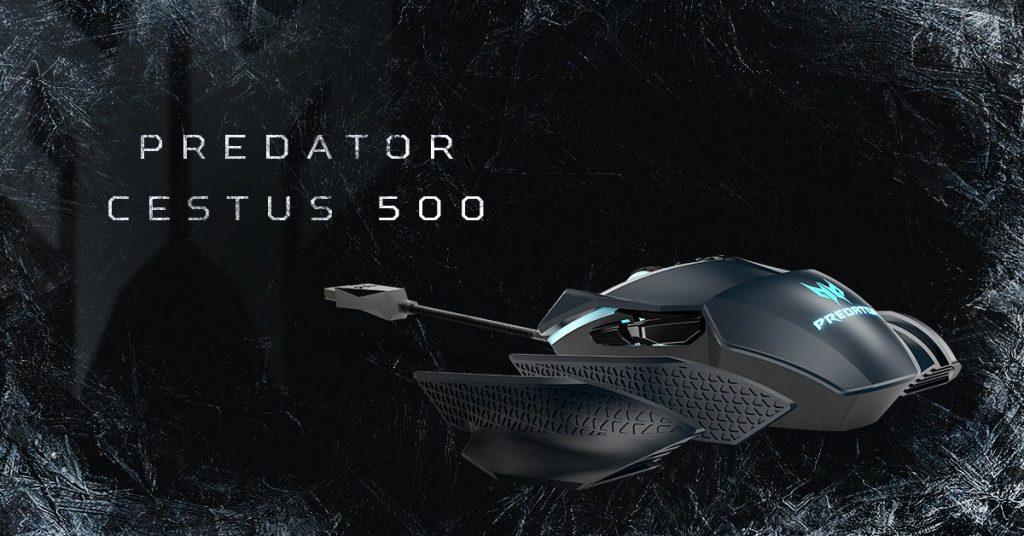 IFA 2017 Acer Predator Cestus 500