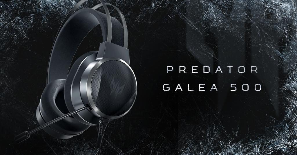 IFA 2017 Acer Predator Galea 500