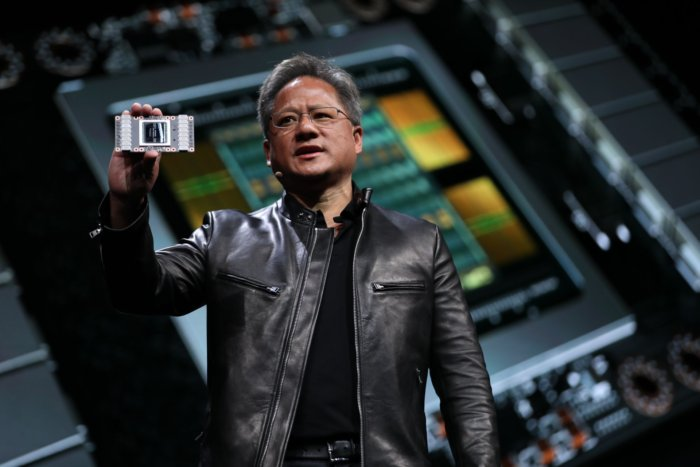 Nvidia CEO