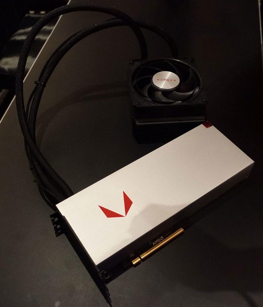 Radeon RX Vega 64 liquid
