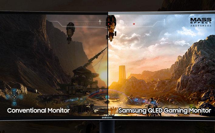 Samsung CHG90_HDR