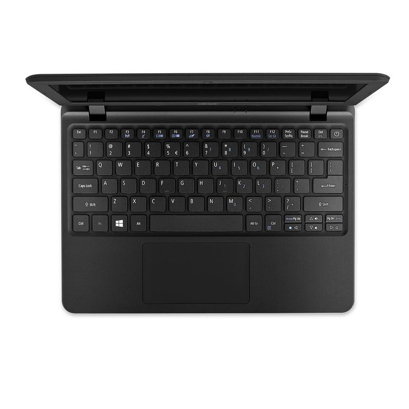 Acer ES1-132-C61W, diseño